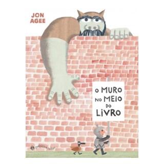 Livro - O Muro No Meio Do Livro - Agee