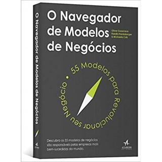Livro - O Navegador de Modelos de Negócios - Gassmann