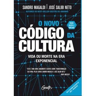 Livro - O Novo Código Da Cultura - Salibi Neto