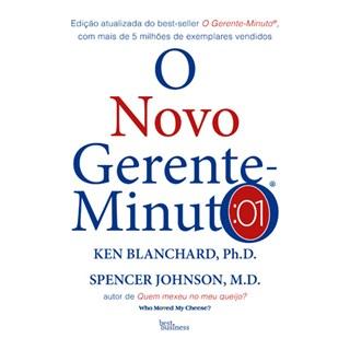 Livro - O novo Gerente-Minuto - Blanchard