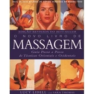 Livro - O Novo Livro de Massagem - Lidell