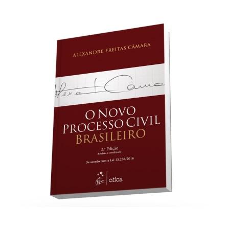 Livro - O Novo Processo Civil Brasileiro - Camara