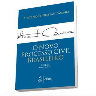 Livro - O Novo Processo Civil Brasileiro - Câmara