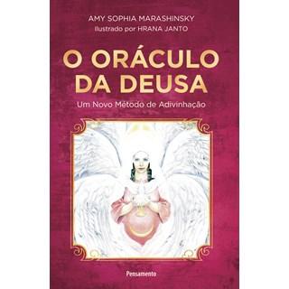 Livro O Oráculo da Deusa - Marashiinsky - Pensamento