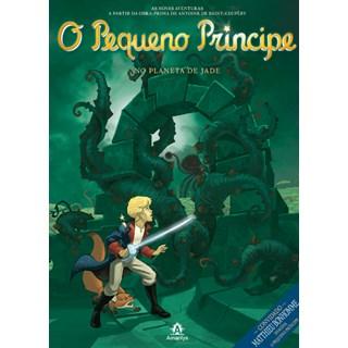 Livro - O Pequeno Príncipe no Planeta de Jade