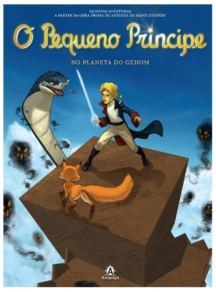 Livro - O Pequeno Príncipe - No Planeta do Gehom