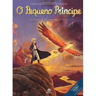 Livro - O Pequeno Príncipe - No Planeta do Pássaro de Fogo