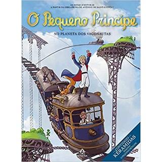 Livro - O Pequeno Príncipe - No Planeta dos Vagonautas