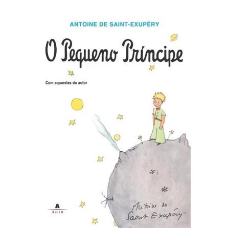 Livro - O Pequeno Principe - Saint - Exupery