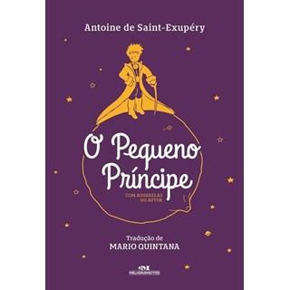 Livro - O Pequeno Príncipe - Saint-Exupéry
