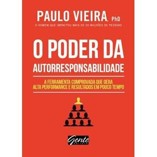 Livro - O Poder da Autorresponsabilidade - Vieira