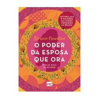 Livro - O poder da esposa que ora - Pocket - Omartian 1º edição