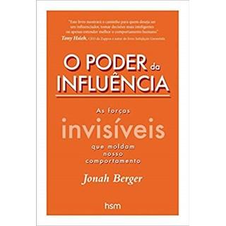 Livro - O Poder da Influência - Benger