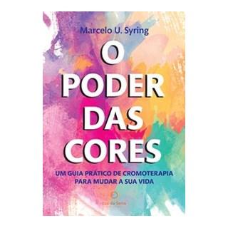 Livro - O Poder das Cores - Syring 1º edição