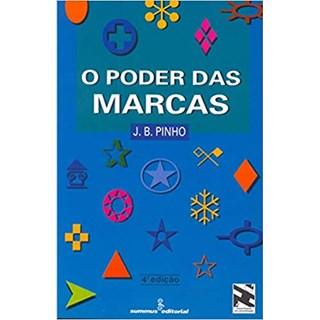 Livro - O Poder Das Marcas - Pinho - Summus