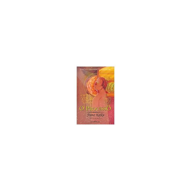 Livro - O Processo - Franz Kafka - Martins Claret