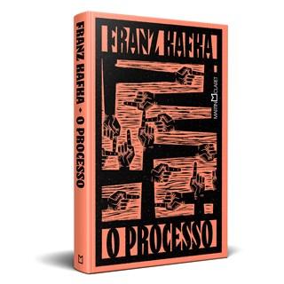 Livro O Processo - Kafka - Martin Claret