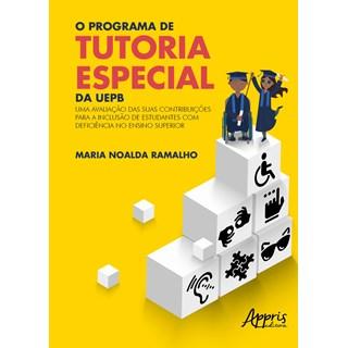 Livro - O programa de tutoria especial da UEPB - Ramalho