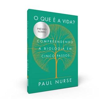 Livro O Que é a Vida? - Nurse - Intrínseca