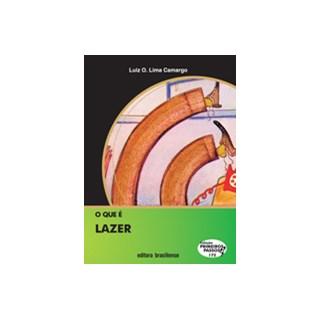 Livro - O que é Lazer - Camargo - Brasiliense