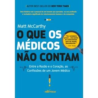 Livro - O Que Os Médicos Não Contam - Mccarthy