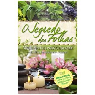 Livro - O Segredo das Folhas - Oxóssi 1º edição
