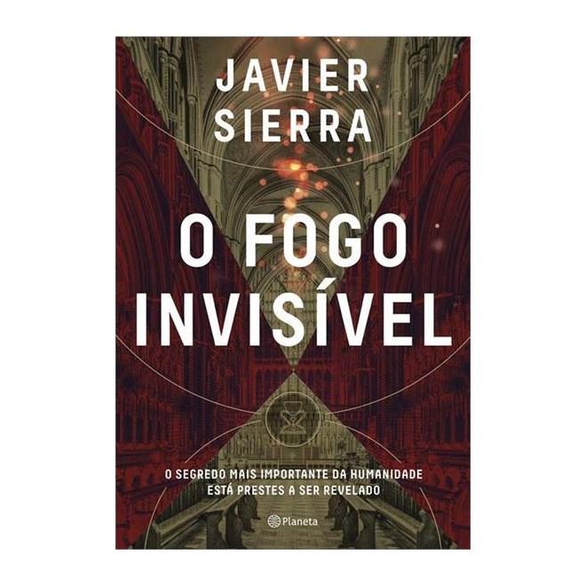 Livro - O Segredo Invisível: O Segredo Mais Importante da Humanidade  Estar Prestes a Ser Revelado - Sierra