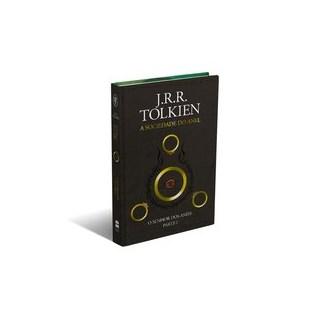Livro - O Senhor dos Anéis: A Sociedade do Anel - Tolkien 1º edição