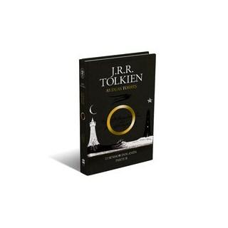 Livro - O Senhor dos Anéis: As duas torres - Tolkien 1º edição