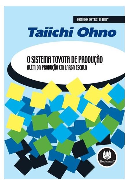 Livro - O Sistema Toyota de Produção - Além da Produção em Larga Escala
