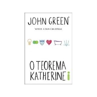 Livro - O Teorema Katherine - John Green