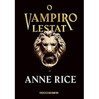Livro O Vampiro Lestat - Rice - Rocco