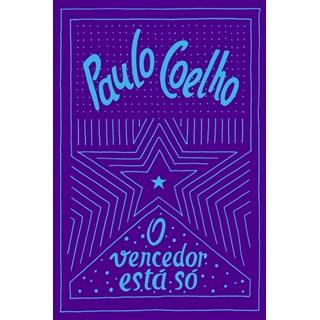 Livro - O Vencedor Está Só - Paulo Coelho
