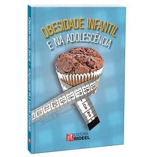 Livro - Obesidade Infantil e na Adolescência - Mendonça#