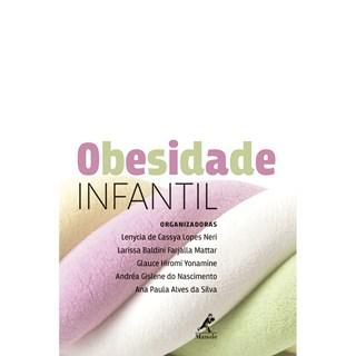 Livro - Obesidade Infantil - Neri