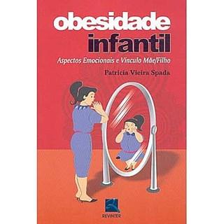 Livro - Obesidade Infantil - Spada