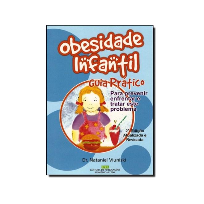 Livro Obesidade Infantil - Viuniski - Epub