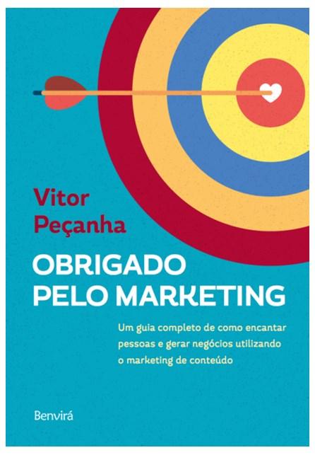 Livro - Obrigado Pelo Marketing - Peçanha