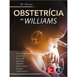 Livro Obstetrícia de Williams - Cunningham
