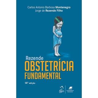 Livro - Obstetrícia Fundamental - Rezende - Giuanabara