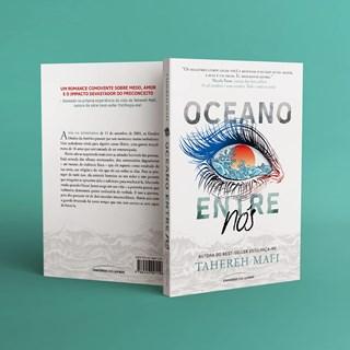 Livro Oceano Entre Nós - Mafi - Universo dos Livros