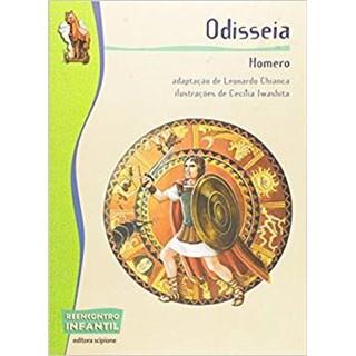 Livro - Odisséia - Homero - Scipione