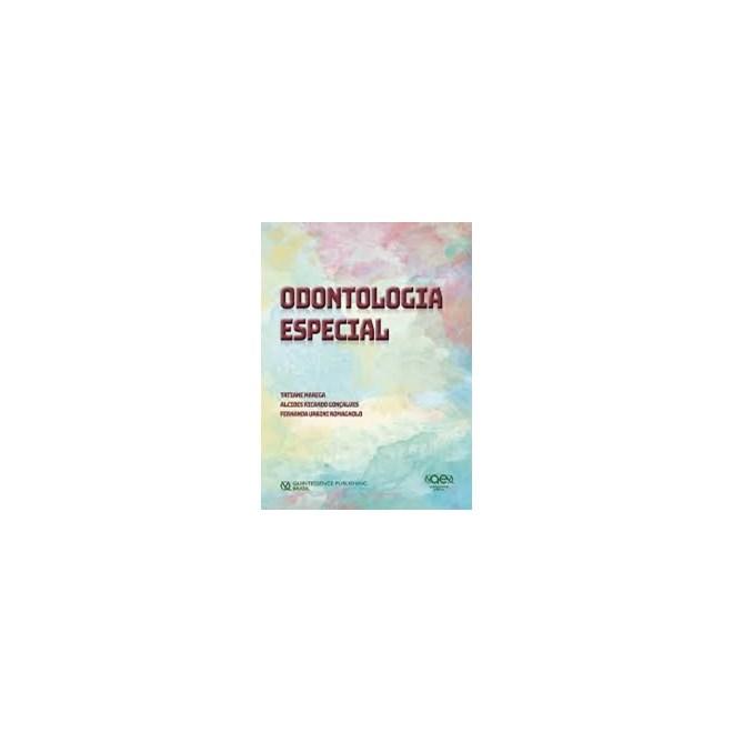 Livro - Odontologia Especial - Marega - Santos