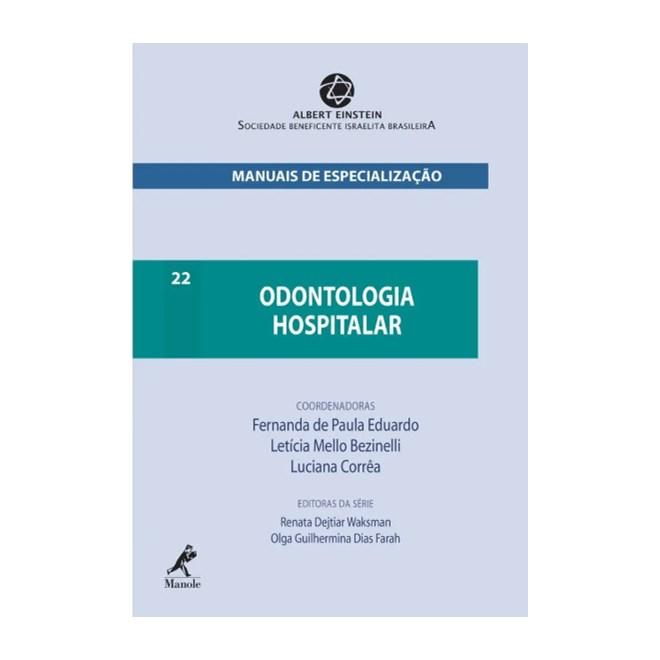 Livro - Odontologia Hospitalar - Eduardo