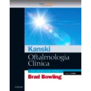 Livro - Oftalmologia Clínica - Kanski -Elsevier