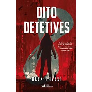 Livro Oito Detetives - Pavesi - Faro