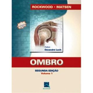 Livro - Ombro - Rockwood - 2 vol
