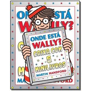 Livro Onde Está Wally? - Handford - Martins Fontes