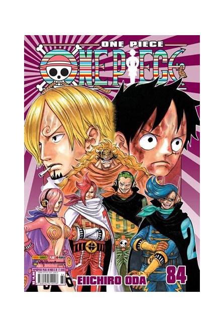 Livro - One Piece - Vol 84 - Eiichiro