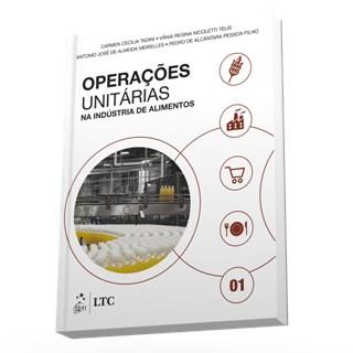 Livro - Operações Unitárias na Indústria de Alimentos - Vol. 1 - Tadini